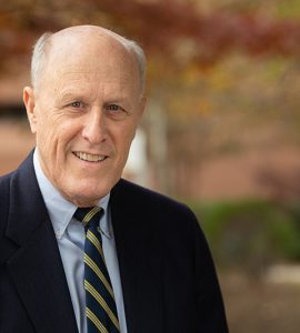 University of Maryland, Baltimore President Bruce Jarrell