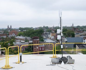 Community Engagement Center Wifi Tower